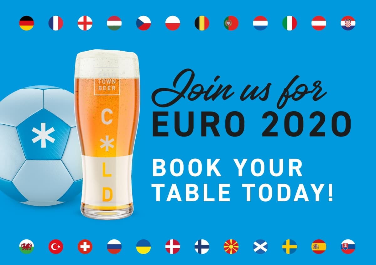 Watch The Euros At The Fountain